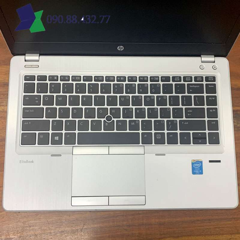 "HP Elitebook Folio 9480m i5-4310u RAM8G SSD128G 14"" HD+"
