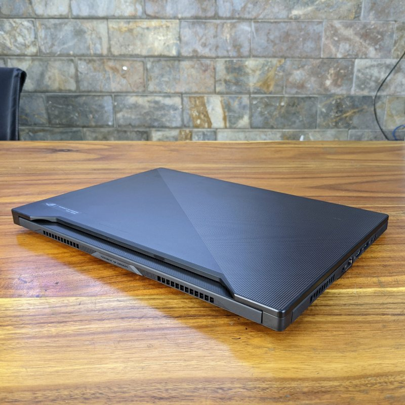 Asus Zephyrus M15 GU502L có ổ cứng thực sự khác biệt