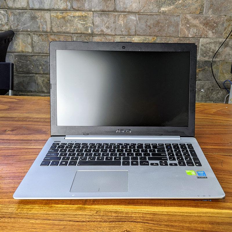 ASUS S551LN tại laptop trả góp đã được nâng cấp