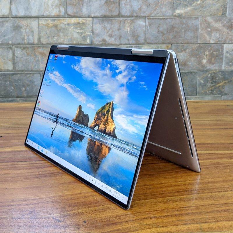 Hiệu năng Dell xps 7390 2 trong 1