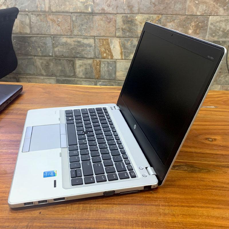 HP Elitebook 9480m Laptop doanh nhân 14inch nhưng chỉ nặng 1.6kg cấu hình đáp ứng được nhiều nhu cầu sử dụng