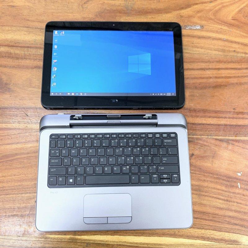 HP Pro x2 612 G1 có bàn phím tốt nhưng thiếu đèn nền