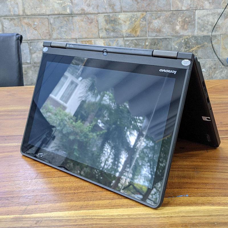 Lenovo Thinkpad Yoga 12 laptop doanh nhân kiêm máy tính bảng là dòng laptop 2 in 1 khá nổi tiếng của lenovo