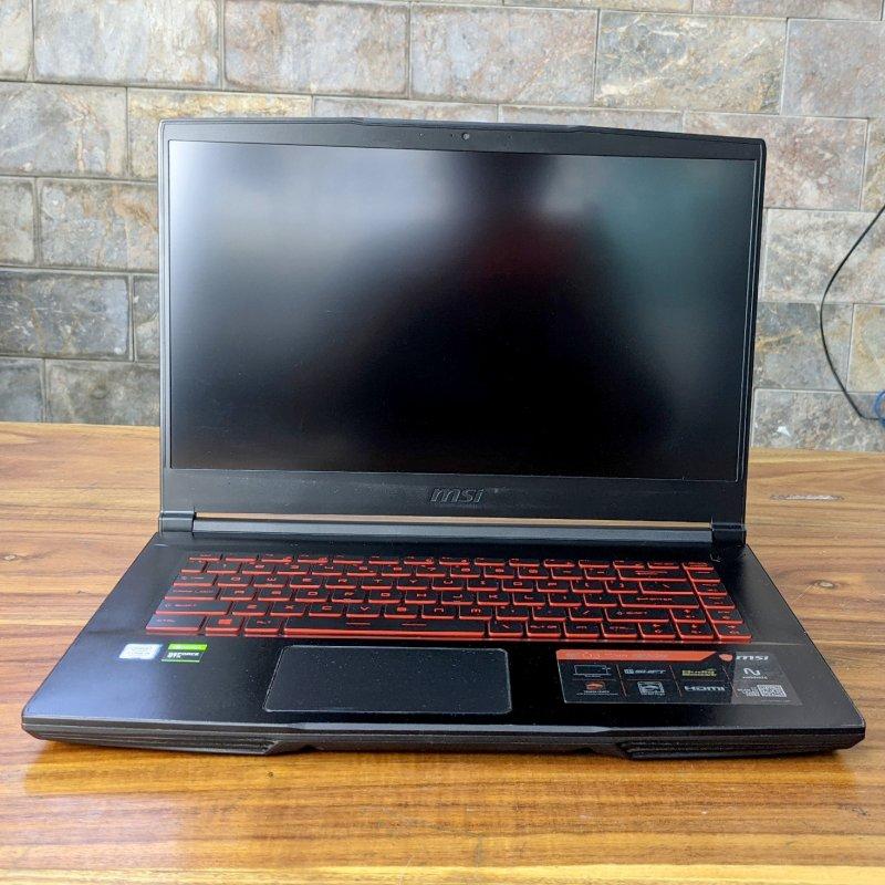 Thông tin chi tiết laptopMSI GF63 Thin 9RCX 646VN:
